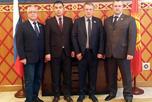 В посольстве Кыргызской Республики в Российской Федерации состоялась рабочая встреча руководителей НАОРЦ