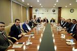 По приглашению Торгово-Промышленной Палаты области Ыспарта в Турции побывали руководители НАОРЦ, где познакомились с работой сельскохозяйственных производств, перерабатывающих предприятий, фермерских хозяйствах, складов и оптово - распределительных центро