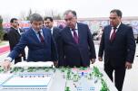 Центр оптового распределения «Витамины Таджикистана»