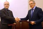 Договор о сотрудничестве между НАОРЦ и Акционерным Обществом Первая Грузовая Компания