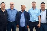 'Соглашением о взаимодействии' между НАОРЦ и Синьдзянской фруктовой компанией 'Сибу Цзюдин'