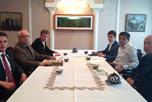 переговоры между руководителями НАОРЦ и представителями группы компаний 'Узбекозиковкатхолдинг'