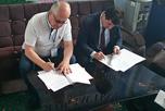 В формате Первой международной ярмарки плодоовощной продукции состоялось подписание взаимовыгодных и перспективных Соглашений между компанией 'Узбекозиковкатхолдинг'