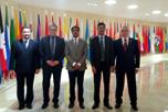 В Совете Федерации состоялась рабочая встреча Первого Заместителя председателя Комитета по аграрно-продовольственной политике и природопользованию С.Ф.Лисовского с видными деятелями бизнеса из Королевства Марокко.