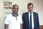 Состоялась деловая встреча с Заместителем Министра сельского хозяйства Челябинской области