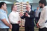 Состоялась презентация торговой марки 'UZagro' и дегустация плодоовощной продукции узбекских сельхозпроизводителей