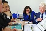 В рамках Евразийского партнёрства и инициативы 'Один пояс-один путь' состоялась деловая встреча