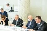 Заседание Оперативного штаба по мониторингу ситуации с социально значимой сельхозпродукцией и продовольствием