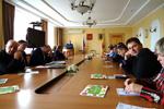 совещание: 'Перспективы сотрудничества сельхозпроизводителей Рязанской области с Национальной Ассоциацией Оптово-Распределительных Центров'
