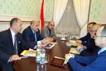 Рабочая встреча в посольстве Таджикистан