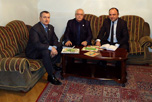 В посольстве Азербайджанской Республики в Российской Федерации состоялась рабочая встреча