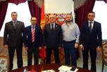 В Посольстве Кыргызской Республики в Российской Федерации состоялась рабочая встреча с Советником посольства Кадыровым Радмилом Джаныбековичем.
