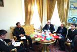 Встреча Советника посольства Исламской Республики Иран по экономическим вопросам господина Давуда Мирзахани с представителями Национальной Ассоциации