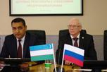 Губернатор Свердловской области провел переговоры с делегацией Наманганской области Республики Узбекистан во главе с хокимом (губернатором) Хайрулло Бозаровым