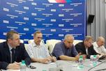 В Центральной приёмной Партии «ЕДИНАЯ РОССИЯ» состоялся круглый стол