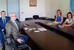 рабочая встреча специалистов Отдела импортных поставок компании с руководителями НАОРЦ