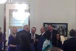 В посольстве Республики Индия состоялся индийско-российский приём деловых кругов по случаю 70-летия установления дипломатических отношений между нашими странами