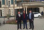 делегация бизнеса Южного Урала во главе с Председателем Правления Союза предпринимателей евразийского экономического пространства А.Н. Яцуном