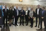 Во время поездки прошли рабочие встречи с главами и отраслевыми министрами Северной Осетии-Алании, Чечни и Дагестана.