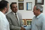 Директор представительства Национальной Ассоциации Оптово-Распределительных Центров в Республике Башкортостан Александр Харитонов принял участие во встрече с инвесторами из Объединённых Арабских Эмиратов (г.Дубай)