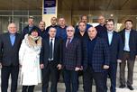 По приглашению Министра промышленности и торговли Дагестана Юсупа Умавова в столицу республики прибыла рабочая группа Национальной Ассоциации Оптово-Распределительных Центров.
