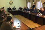Врио Председателя Правительства Республики Дагестан Абдусамад Гамидов встретился с рабочей группой Национальной Ассоциации Оптово-Распределительных Центров