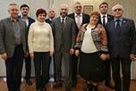Делегация НАОРЦ, во главе с исполнительным директором Владимиром Лищуком, представителями бизнеса и инвесторами посетила Республику Северная Осетия-Алания
