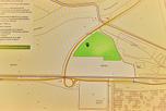 Был рассмотрен вопрос выделения земельного участка под строительство на территории района оптово-распределительного центра на 30 тысяч тонн единовременного хранения и обеспечение его необходимыми инженерными сетями.