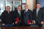 Соглашения о взаимодействии НАОРЦ с компанией 'Пикадилли' (г.Амман, Иордания)
