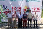 В формате Первой международной ярмарки плодоовощной продукции состоялось подписание взаимовыгодных и перспективных Соглашений