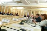 Совещание по вопросам развития инфраструктуры рынков сельхозпродукции, сырья и продовольствия, а также формирования системы управления сетью ОРЦ