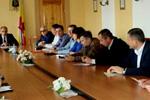 совещание: 'Перспективы сотрудничества сельхозпроизводителей Рязанской области с Национальной Ассоциацией Оптово-Распределительных Центров