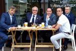 Состоялась рабочая встреча руководителей НАОРЦ с 'Jordan Modern International Trade Co. Ltd.' (г. Амман,  Иордания)