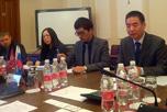 НАОРЦ и Акционерное Общество 'Первая Грузовая Компания' провели переговоры с руководством компании 'Xinjiang China-Euro Combine Logisting co.,Ltd'