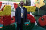 На Выставке Достижений Народного Хозяйства открылась 15 Юбилейная Международная специализированная выставка 'Защищенный грунт России'.