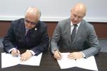 Состоялось подписание 'Меморандума о сотрудничестве'