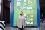 В ЦВК 'Экспоцентр' завершила свою работу ежегодная Международная выставка 'Агропродмаш 2018'