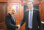 Делегация предпринимателей из турецкой провинции Испарта посетила Дагестан с целью создания совместного предприятия по производству сельскохозяйственных машин и оборудования.