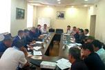Рабочий визит руководителей оптово-распределительного центра 'Четыре сезона'  в Республику Узбекистан.