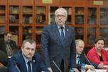 учредительное заседание Российско-Таджикского делового совета
