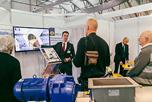 В КВЦ 'Сокольники' прошла 14-ая Международная выставка оборудования и технологий для очистки воды, сбора и переработки отходов.