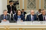 Состоялся визит в Республику Таджикистан делегации Совета Федерации во главе с Председателем Совета Федерации Федерального Собрания Российской Федерации В.И.Матвиенко