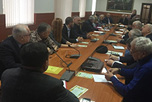 Заседание рабочей группы по строительству оптово - распределительного центра на территории муниципального образования