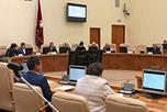 Церемония представления Амбассадора Штаба по защите бизнеса в ЗАО