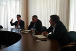 рабочая группа НАОРЦ провела встречу с владельцами инвестиционных компаний из Иорданского хашимитского королевства