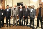 Прошли переговоры между делегацией Самаркандской области