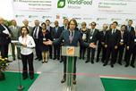 В ЦВК 'Экспоцентр' начала свою работу крупнейшая международная выставка продуктов питания WorldFood Moscow 2017