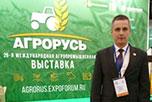 В «Экспофоруме» северной столицы открылась XXVIII Международная агропромышленная выставка 'Агрорусь'