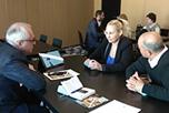 Состоялись В2В переговоры между членами Тарсусской товарной биржи