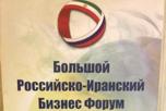 БОЛЬШОЙ РОССИЙСКО-ИРАНСКИЙ БИЗНЕС-ФОРУМ